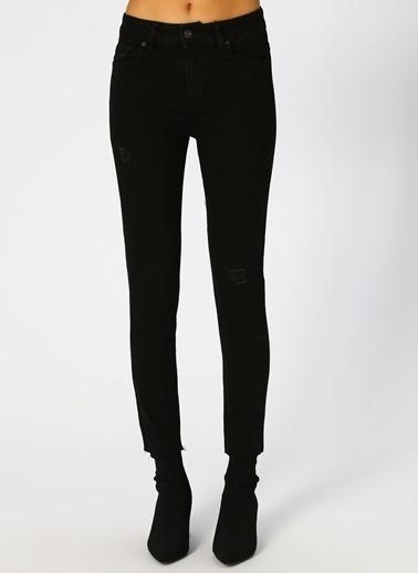 T-Box Jean Pantolon Siyah